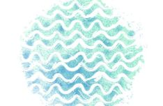 Vector Summer Waves