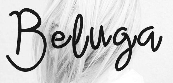 Beluga Script Font