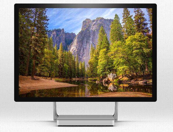 Microsoft Surface Photoshop Mockup