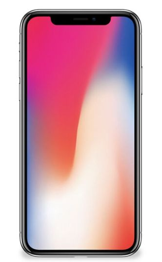 iPhone X and iPhone 8 Mockup PSD