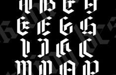 Ozymandias Typeface