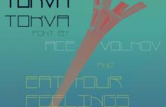 TOKVA Display Font