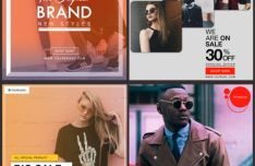 Instagram Banner Templates For Photoshop