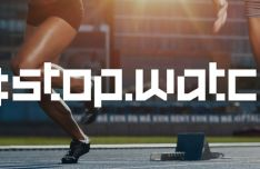 Stopwatch Typeface