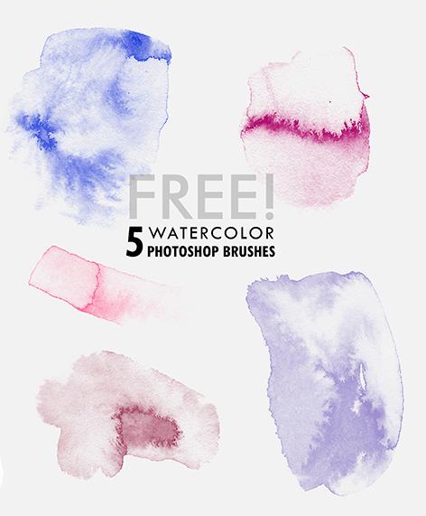 5 Elegant Brushes For Photoshop-min