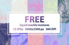 10 Liquid Marble Textures-min