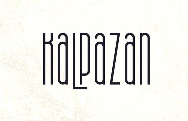 Kalpazan Font-min