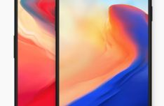OnePlus 6 SVG Mockup-min
