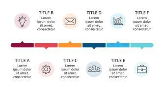 Timline Infographic Template PSD-min
