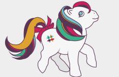 My Little Pony Sketch-min
