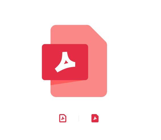 Flat PDF Sketch Icon-min