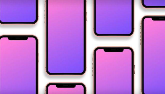 iPhone XS, XS Max, XR Mockup For Adobe XD