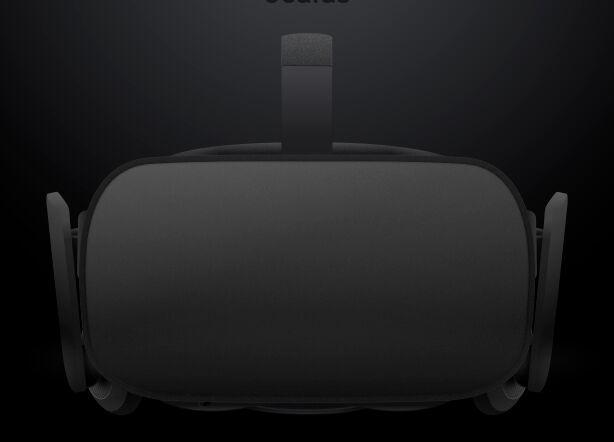 Oculus Headset Mockup For Sketch