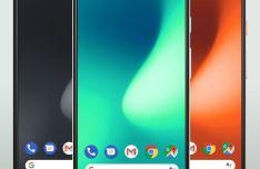 Google Pixel 3 XL Mockup (3 Colors)