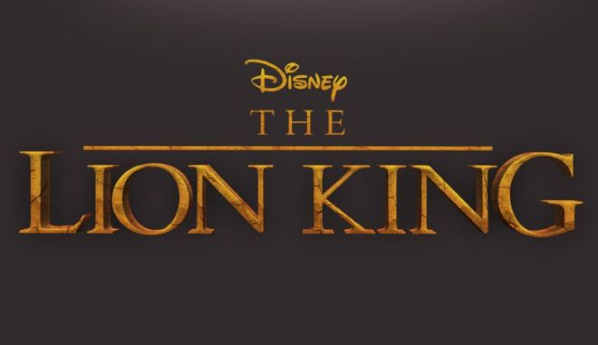 Disney The Lion King Text Style For Photoshop