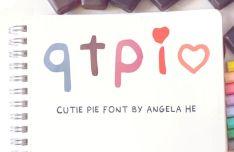 qtpi Cute Font