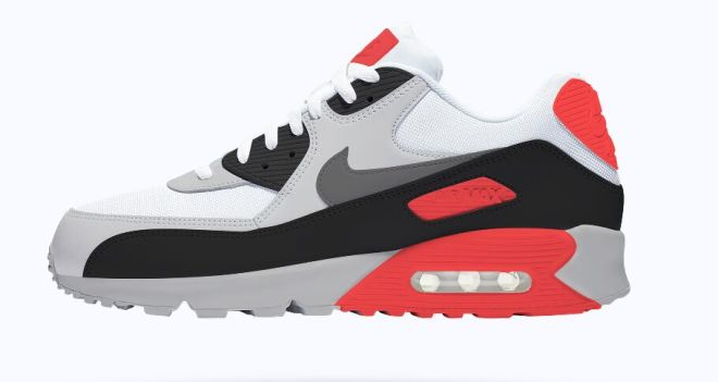 Nike Air Max 90 PSD Mockup