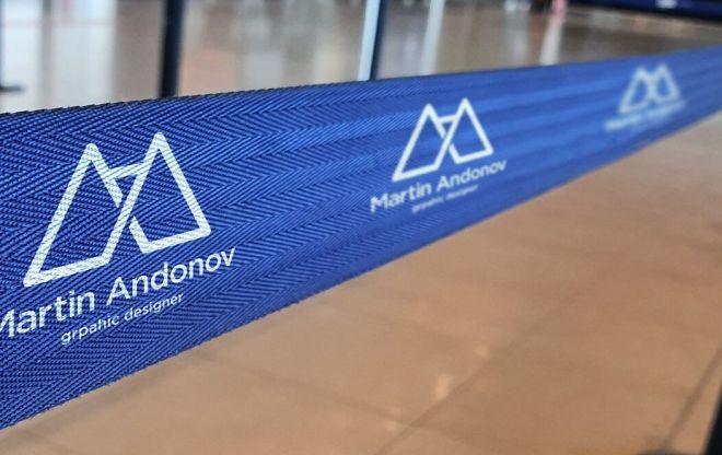 Airport Line PSD Mockup