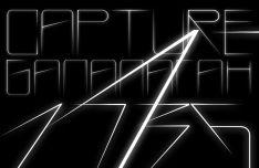 2159 Futuristic Display Font