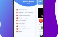 Qeekie E-commerce Mobile App UI Kit For Adobe XD