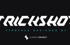 Trickshot Font