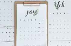 A4 Size Calendar 2020 (PDF)