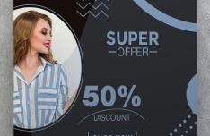 Special Offer Sales Social Banner Template