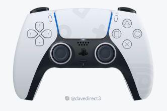 PS5 DualSense Figma Illustration