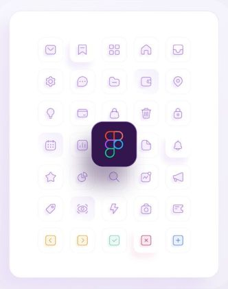 35 Figma Icons For App Design