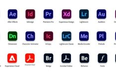 Adobe Products 2020 Icons Pack