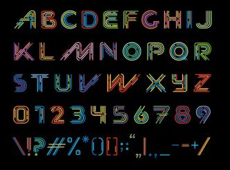 Moscow Metro Font