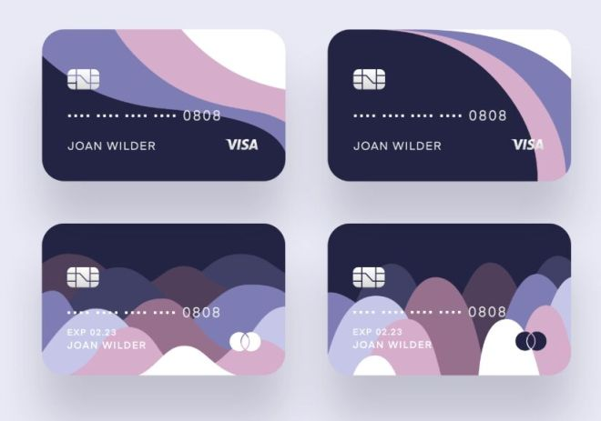 Credit Card Templates In Sketch