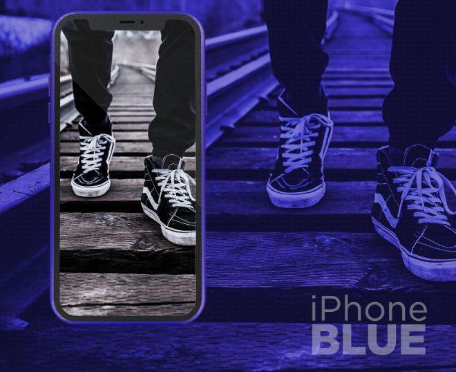 Multi-layer iPhone 11 PSD Mockup