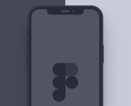 iPhone 12 Pro (Dark & Light) Figma Mockup