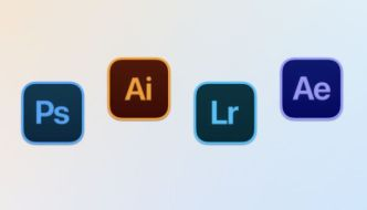 4 Adobe Product Icons For Big Sur