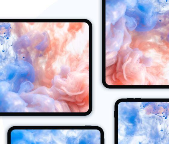 iPad Pro 11 Figma & Sketch Mockup