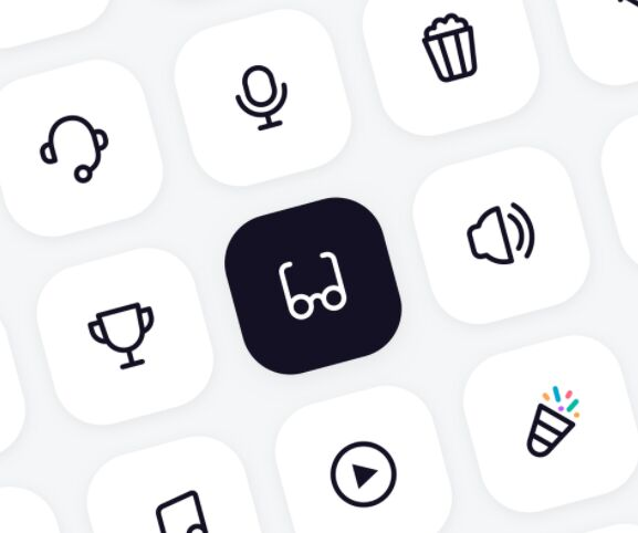 126 Minimal Stroke UI Icons For Sketch