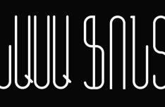 NASA Armenian Font