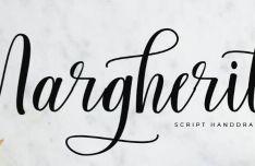 Margherita Script Font