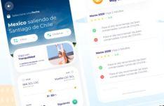 Elegant Travel App UI Kit Figma