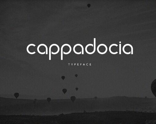 Cappadocia Font