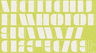 WATA Bolder Font