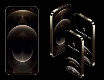 3D iPhone 12 Figma Mockups
