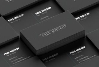 5 Premium Quality Business Card Templates PSD