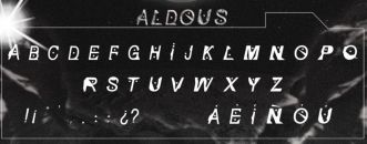 Aldous Font