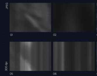 Photocopy Noise & Grunge Textures Pack