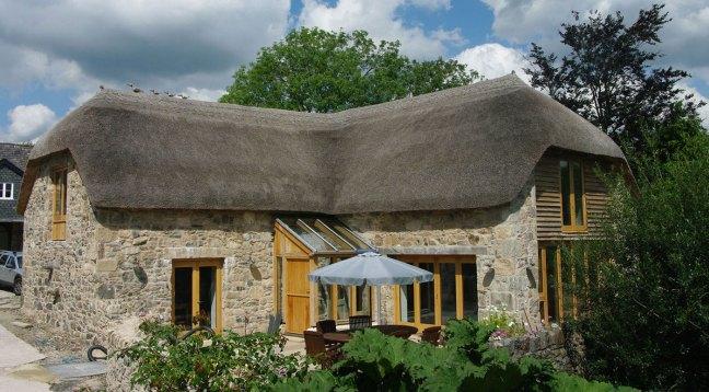 Tithe Barn Ashburton