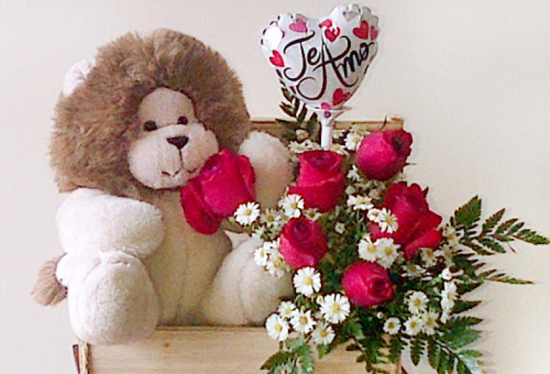 Arreglos De El De Y Caja Amor Del La Amistad De Febrero Dia Madera En Para 14 14 Febrero