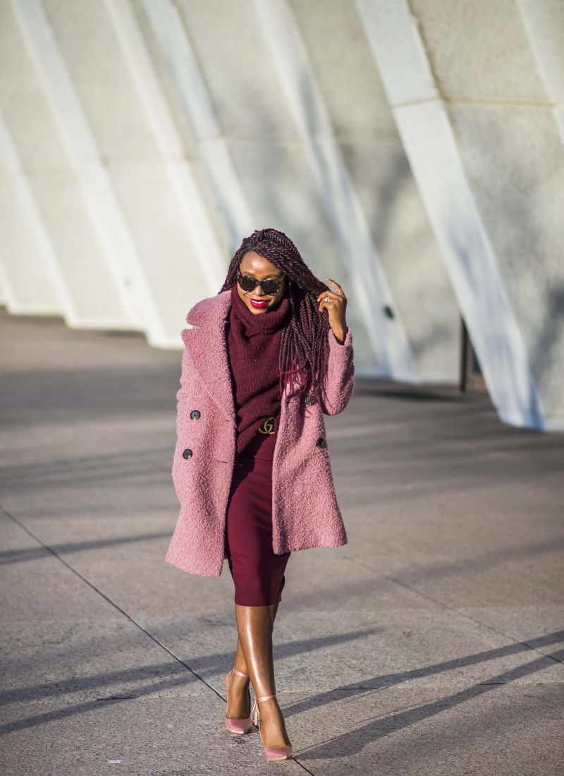 Budget friendly Winter Fashion look