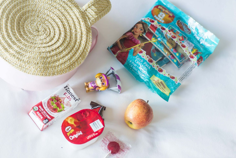 pre-schooler travel kit